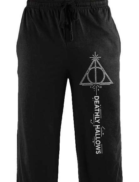 0fa33c496f865 Deathly Hallows - Sleep Pants | Men's | at Mighty Ape Australia