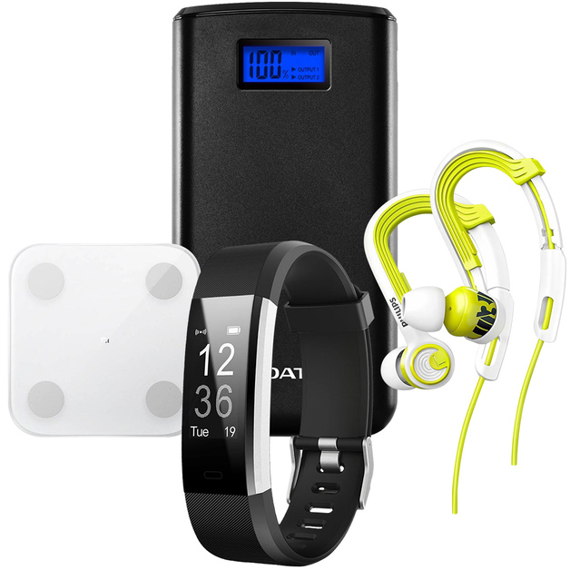 Summer Fitness Smart Tech Pack!