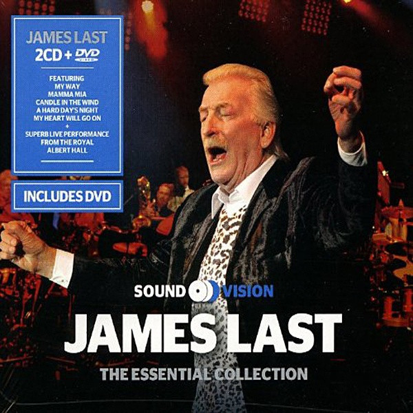 James Last - The Essential Collection (2CD + DVD) on CD