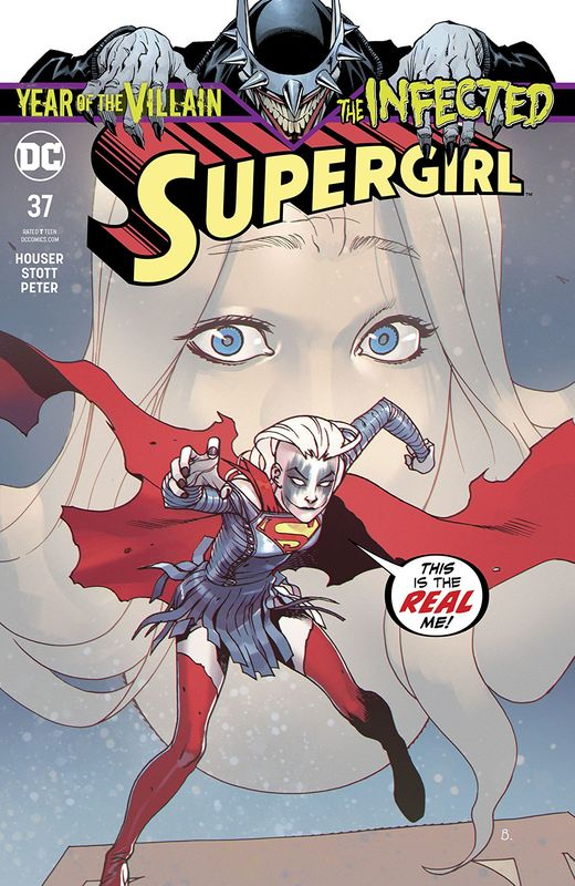 Supergirl - #37 (Cover A) by Jody Houser