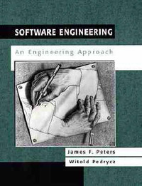 Software Engineering by James F. Peters image