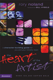 The Heart of the Artist by Rory Noland image