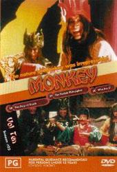 Monkey - Vol 10 on DVD