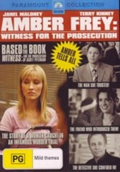 Amber Frey: Witness For The Prosecution on DVD