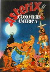 Asterix Conquers America (VHS) on DVD