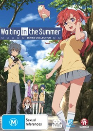 Waiting in the Summer Series Collection DVD