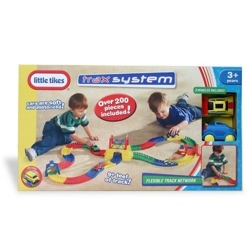 Little Tikes Trax System