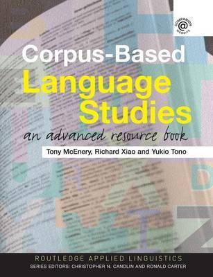 Corpus-Based Language Studies by Anthony M. McEnery image