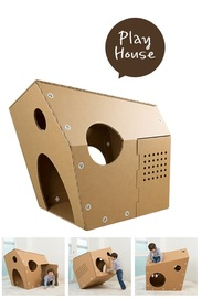 Funny Paper - Play House (Big)