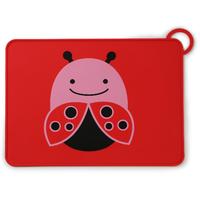 Skip Hop: Zoo Fold&Go Placemat - Ladybug
