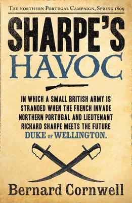 Sharpe's Havoc by Bernard Cornwell image