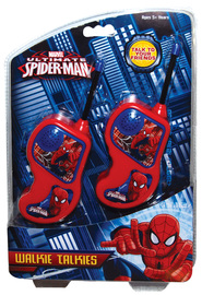 Ultimate Spiderman - Walkie Talkie Set