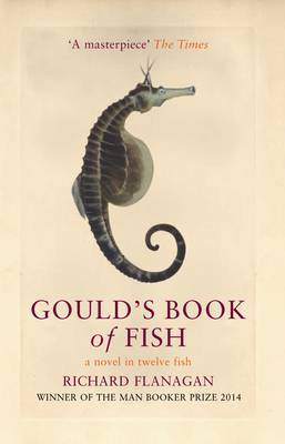 Gould's Book of Fish by Richard Flanagan image