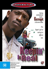 Urban Flix Collection - Keepin' It Real on DVD image