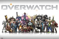 Overwatch:Characters Centred - Maxi Poster (647)