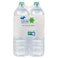 Kiwi Blue Eco Twist 1.5L (4 Pack)