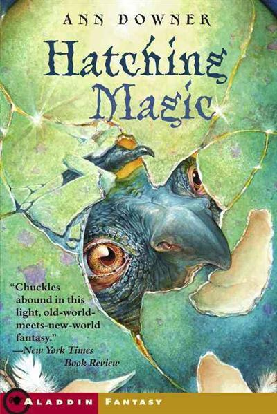 Hatching Magic by Ann Downer image