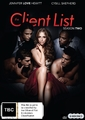 The Client List: Season Two on DVD