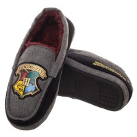 Harry Potter: Hogwarts - Moccasin Slippers (Large)