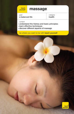 Teach Yourself Massage by Denise Whichello Brown image