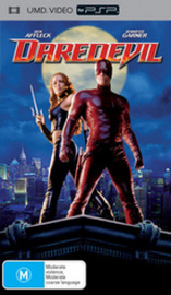 Daredevil for PSP