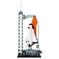 nanoblock: USA Space Ship