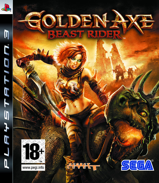 Golden Axe: Beast Rider for PS3 image
