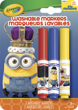 British Invasion Minions Pip-Squeaks Markers