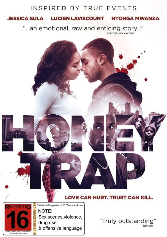 Honeytrap on DVD