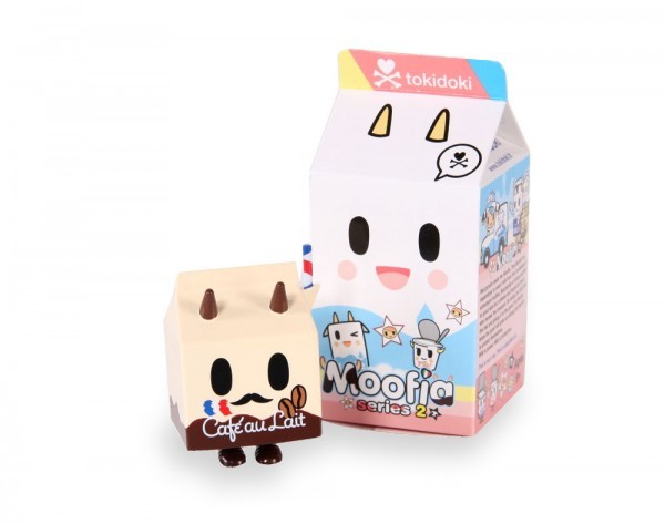Tokidoki: Moofia Series 2 Collectible Figures (Blind Boxed)