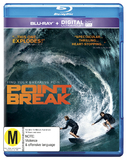 Point Break (2015) on Blu-ray