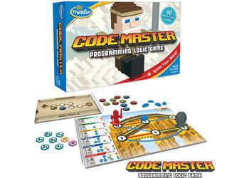 ThinkFun: Code Master – Programming Logic Game