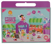 Tiger Tribe: Sticker World - Fairy Lane