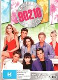 Beverly Hills 90210 - Season 2 (8 Disc Slimline Set) on DVD