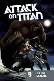 Attack on Titan: Volume 9 by Hajime Isayama
