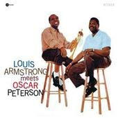 Louis Armstrong Meets Oscar Peterson: 180g Limited Edition (LP) by Louis Armstrong