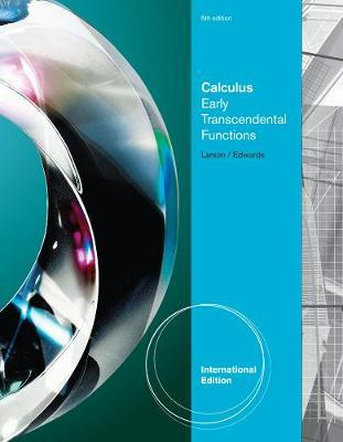 Calculus by Ron Larson image