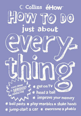 How to Do Just About Everything by eHow image
