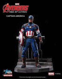 Marvel: Captain America - Vignette Model Kit