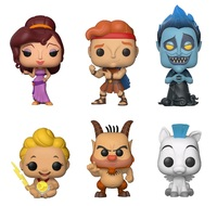 Hercules - Pop! Vinyl Bundle (with a chance for a Chase version!)