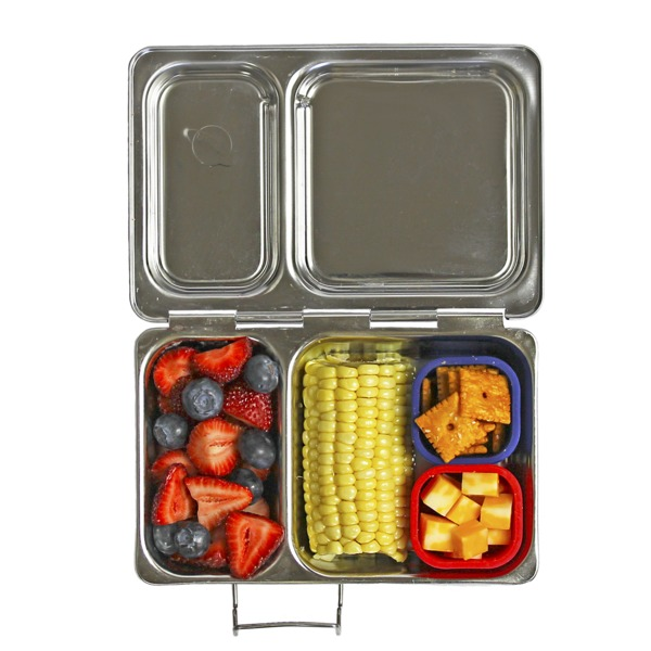 Planetbox - Silicone Portion Pod 2 Pack - Launch/ Shuttle image