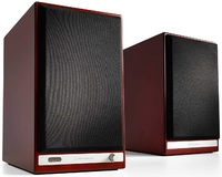 Audioengine: HD6 Powered Speakers (Pair) - Cherry