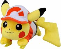 Let's Go! Outing Pikachu - Plush Toy