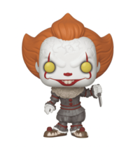 IT: Chapter 2 - Pennywise (with Blade) Pop! Vinyl Figure