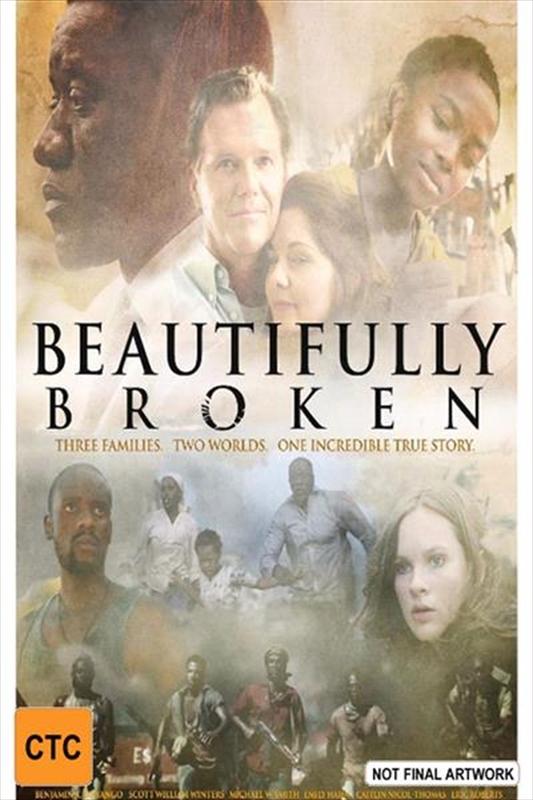 Beautifully Broken on DVD