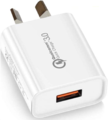 Qualcomm Quick Charge 3.0 USB Adapter - AU/NZ SAA Approved plug
