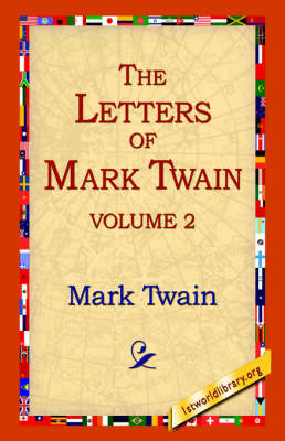 The Letters of Mark Twain Vol.2 by Mark Twain ) image