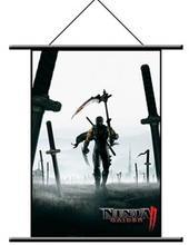 Ninja Gaiden II Wall Scroll