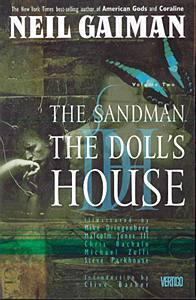 The Sandman Vol. 2: The Doll's House (DC Comics US) by DC Comics