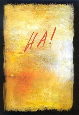 HA! by Gordon Sheppard